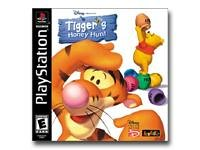 Winnie the Pooh: Tigger's Honey Hunt
