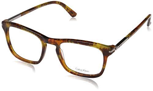 Calvin Klein Monturas de gafas, Marrón (Brown), 51.0 para Mujer