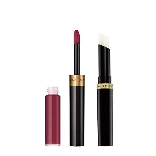 Max Factor Lipfinity Lip Colour, Rossetto Lunga Durata e Gloss Idratante con Applicazione Bifase, Nuance 108 Frivolous, 2.3 ml e 1.9 g