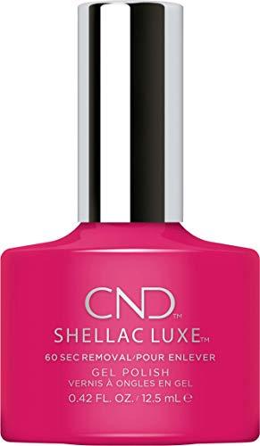 CND Shellac Luxe nagellak Roze leggings