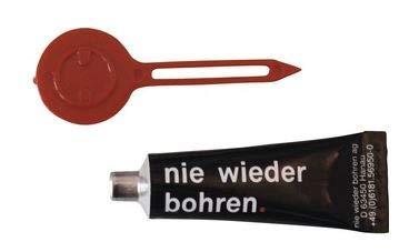 Nie wieder bohren MS-Polymer Spezialkleber von Henkel 4g Tube Reparaturkleber kein Sekundenkleber !