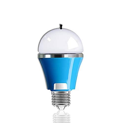 TEATRO LED Light Bulb with Built-in Air Purifier, 5w, E26/E27, Anion...