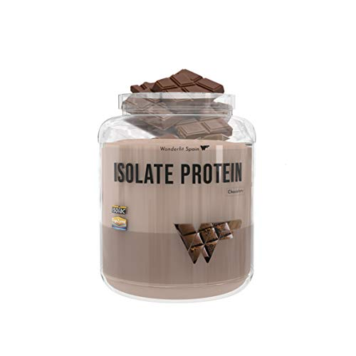 Proteína Isolate 2KG | Chocolate | Aumentar masa muscular | Origen natural y vegano
