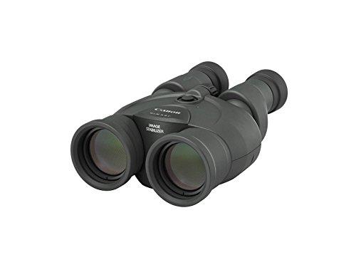 Canon 12 x 36 IS II - Prismáticos (12x, diámetro Efectivo 36 mm, Prisma Porro II, Enfoque Manual), Negro