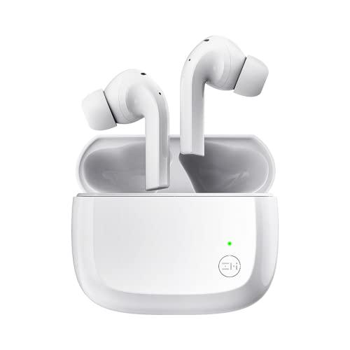 Bluetooth Kopfhörer in Ear, ZMI Kopfhörer Kabellos mit Persönlichem So&, kabellose Ohrhörer Sport Bluetooth 5.2 TrueWireless Stimmenabbau mit 2Mic In-Ear-Erkennung, 32 Std Gaming Modus, Wasserdicht