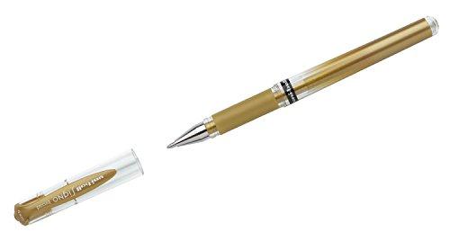 Gelroller uni-ball® SIGNO UM 153, Schreibfarbe: gold