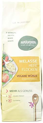 Naturata Melasse-Würzhefeflocken, 200g