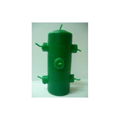 LCL velas VELON 7 MECHAS Color Verde