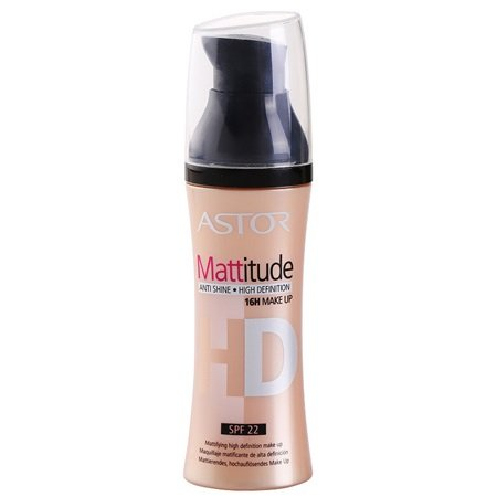 Astor Hd Mattitude 16H Anti Glanz Make Up 001 Ivory