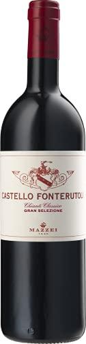 Mazzei - Castello Fonterutoli 2018 - Vino rosso Chianti Classico Gran Selezione DOCG - Bottiglia 0,75 l