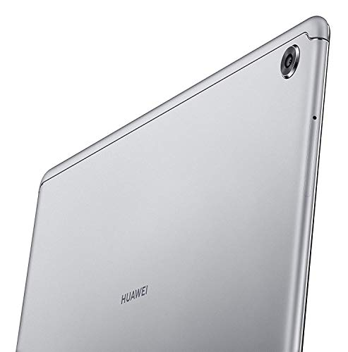 "HUAWEI MediaPad M5 Lite 10 - Tablet de 10.1"" Full HD (LTE, RAM de 3 GB, ROM de 32 GB, Android 8.0, EMUI 8.0) Color Gris 11"