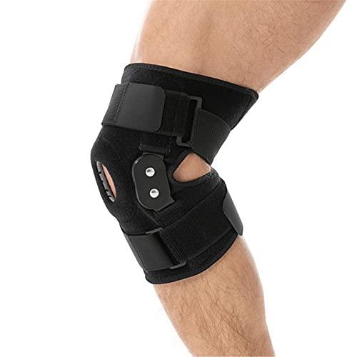Neopreen kniebraces, knie-ondersteuning voor letselwinning en knie pijnverlichting met open patella ontwerp verstelbare…