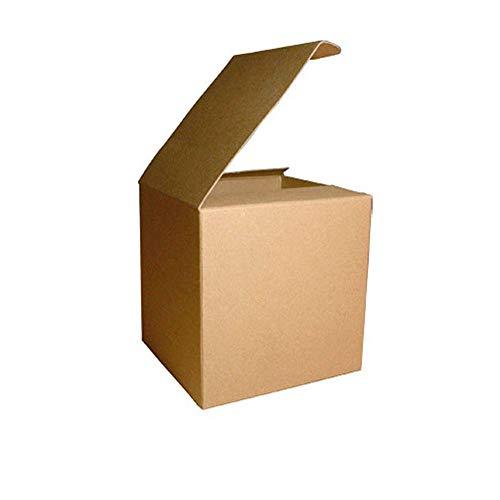 Sublimet Sublimation Solutions Pack de 100 Cajas Individuales para Tazas de 11oz   Ideales para Guardar Tus Tazas   100 Unidades