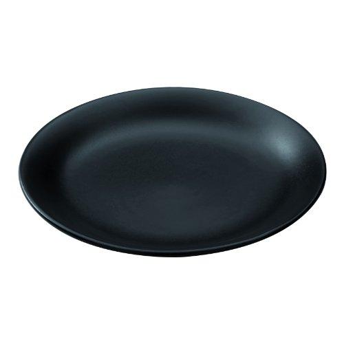 KUHN RIKON 32082 Fondue Teller Schwarz 20cm
