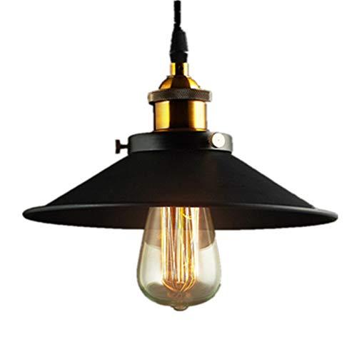 MQW Industrial Retro Minimalista Country Bar Restaurante Aluminio Cabeza cepillada lámpara lámpara araña