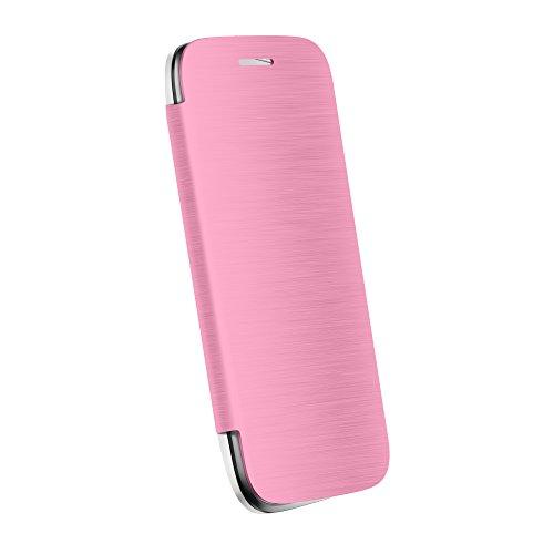 Mobistel SH261614 Klappschutztasche für Cynus T5 pink