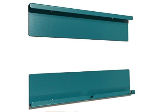 Sistema domotico, montaggio a parete, compatibile con tutti i tablet, iPad 1-2-3-4-5, iPad AIR, iPad PRO, SAMSUNG, SURFACE Microsoft, GOOGLE, Asus, Acer e altri, In acciaio Blu