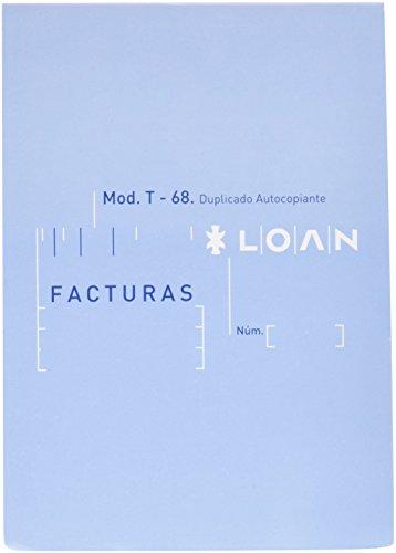 Loan T68 - Talonario, 10 unidades