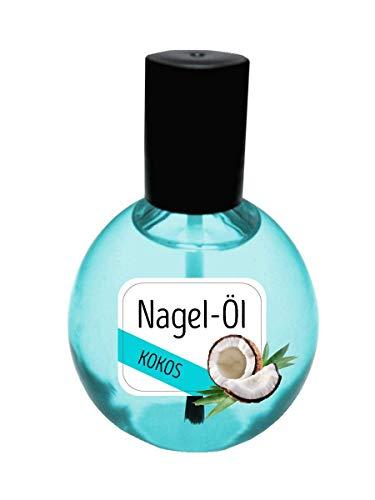 KM-Nails Nagelöl Kokos 80ml XXL Sondergröße Paraffin frei