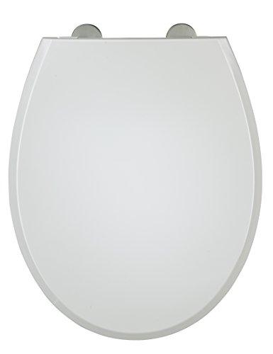 Allibert 820908 Abattant fally 2, Blanc, 47 x 37.7 x 7 cm