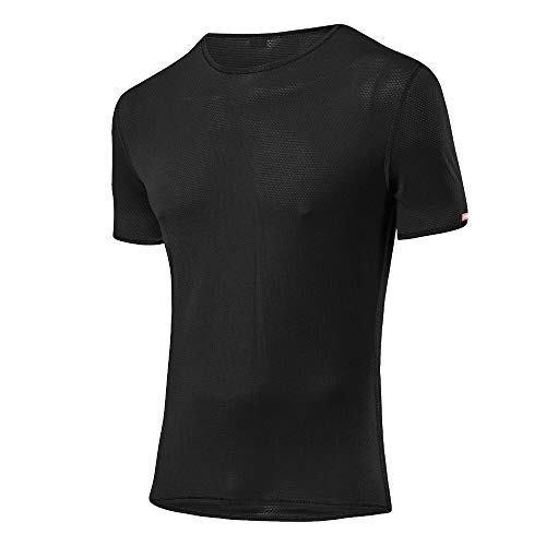 LÖFFLER Transtex Light T-Shirt Homme, Black