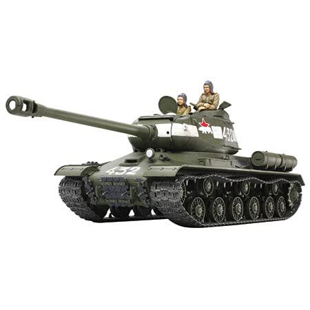 タミヤ 1/35 ミリタリーミニチュアシリーズ No.289 ソビエト陸軍 重戦車 JS-2 1944年型 ChKz プラモデル 35289