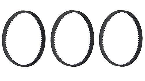 (3-Packs) Belts Suitable Shаrk Cordless Pet Perfect Ii 18V Vacuum Sv780, Sv780N, Sv780 N 14
