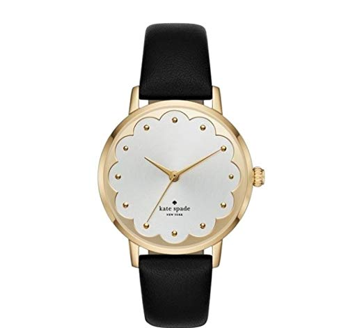 Kate Spade Women's Three-Hand Gold-Tone Stainless Steel Watch KSW1380
