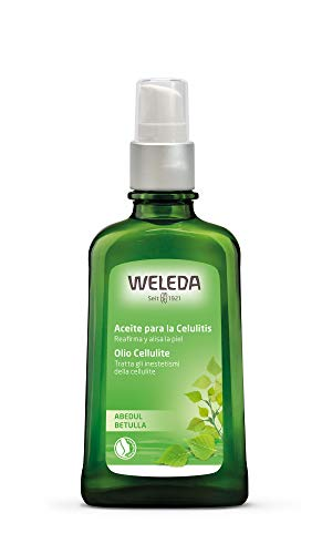 Weleda Birch Body Oil - Aceite corporal, 100 ml