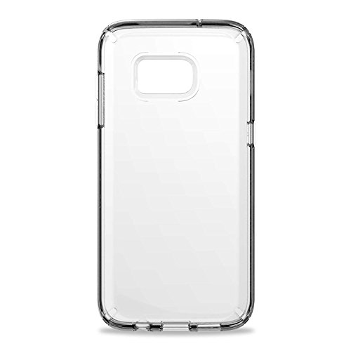 Speck Products Samsung Galaxy S7 Edge Case, CandyShell Clear Case, Military-Grade Protective Case (Fits Galaxy S7 Edge only)