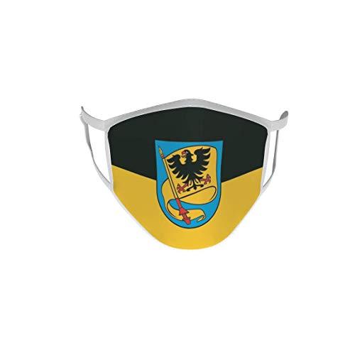 U24 Behelfsmaske Mund-Nasen-Schutz Stoffmaske Maske Ludwigsburg