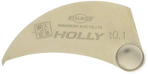 シモムラアレック 職人堅気 本格スジ彫り専用ツール ホーリー 0.1 プラモデル用工具 AL-K46