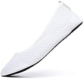 Women Aqua Shoes Beach Wear Swimming Pool Footwear Barefoot Female Fishing Water Sneakers Non-Slip Walking Water Shoes Gaodpz (Color : White, Size : 35)