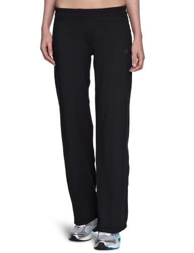 adidas Damen Hose Multifunctional Essentials Yoga, black/neo iron metallic f11, S, X19248