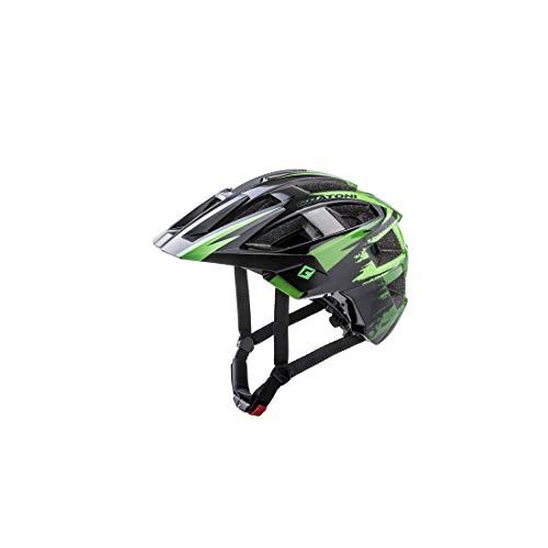 Cratoni Unisex– Erwachsene AllSet (MTB) Fahrradhelm, Schwarz, One Size