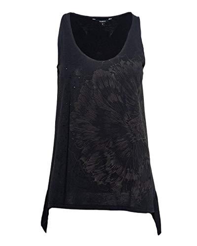 Desigual Venecia T-Shirts & Poloshirts Damen Schwarz - XS - Tops