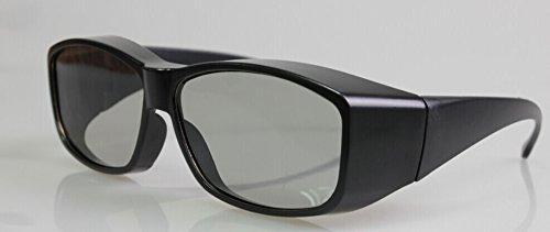 4 Pack of 3D Glasses - Professional Passive Medical Microscope 3D Glasses WO-3D
