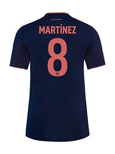 FC Bayern München Trikot Champions League 2019/20, Martinez, Größe M