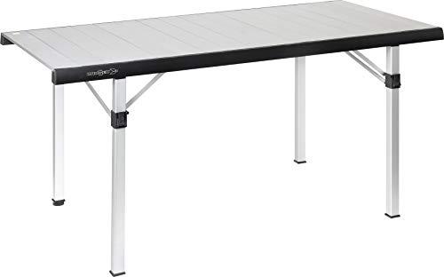 BRUNNER Titanium Quadra 6 NG Tisch 2020 Campingtisch