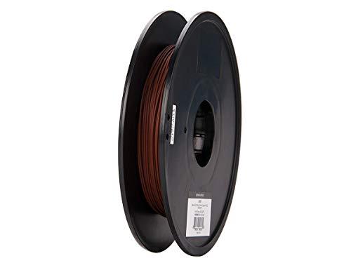 Monoprice, filamento speciale per stampante 3D MP - Filamento in rame - 0,5 kg/bobina, spessore 1,75 mm, 60% di rame miscelato con leganti polimerici