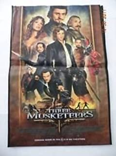 San Diego Comic Con (SDCC) Three Musketeers Movie Swag Bag (19X30