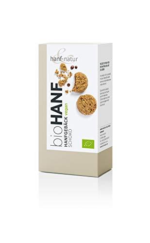 Hanf & Natur - Schoko Hanfgebäck - Bio - 100 g