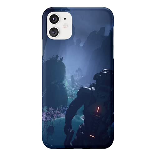 Mass Effect Andromeda Video Game Scene Phone Case Hard Plastic Protective Smartphone Mobile Cover Funny For - Huawei P10