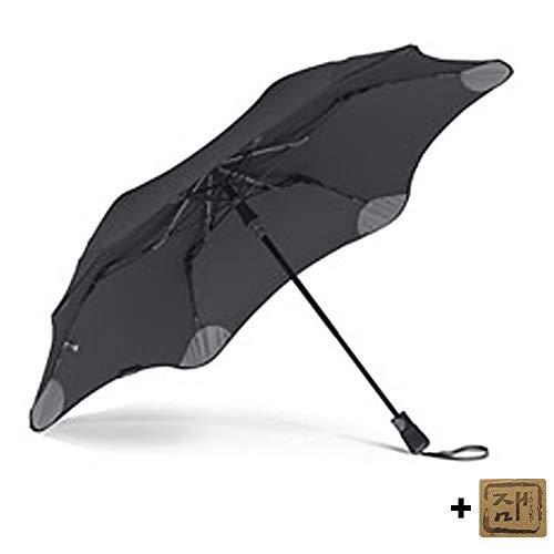 BLUNT台風に勝つファッション傘ブラントXSメトロ/ブラント (Black)