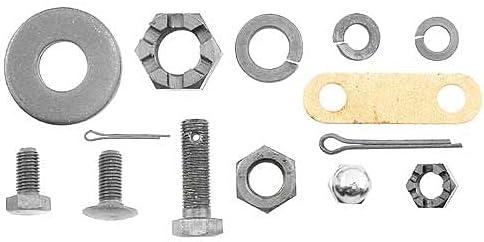MACs Auto Parts 32-25740 Spare Tire Hardware Kit - Side Mount -
