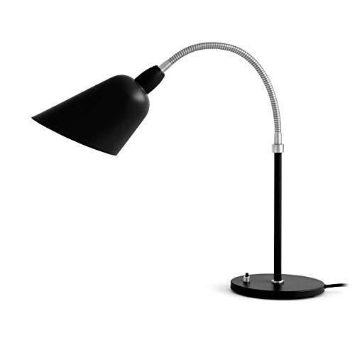 &Tradition - Bellevue tafellamp AJ8, zwart/staal