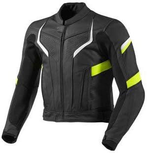 Cedar Industry Motorbike Jacket - Cowhide Leather