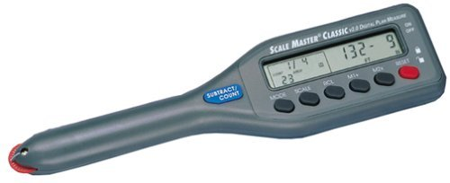 Calculated Industries 6020 Scale Master Classic Calculator, Model:6020, Office Accessories & Supply Shop (Pack)
