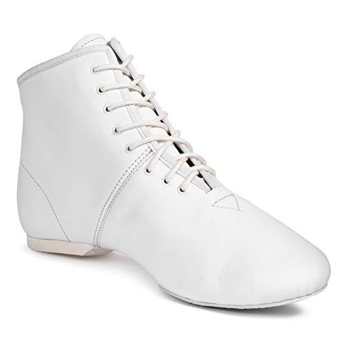 Tanzstiefel Favorit Komfort, weiß, Gr. 40