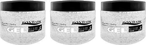 Bonhair Professional Haargel Ultra Strong 3x750 ml